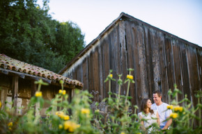 Santa Cruz Wedding Photographer | Wilder Ranch Engagements