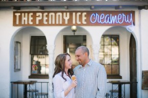 Penny Ice Creamery | Santa Cruz Photographer