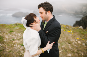 Sea Ranch Lodge Wedding | Jessica and Brandon