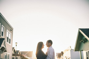 Still Music | Santa Cruz Wedding Photographer | Capitola Beach Engagements | Neary Lagoon