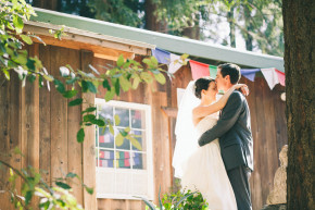 Jordan and David | Pema Osel Ling Wedding | Santa Cruz Photographers