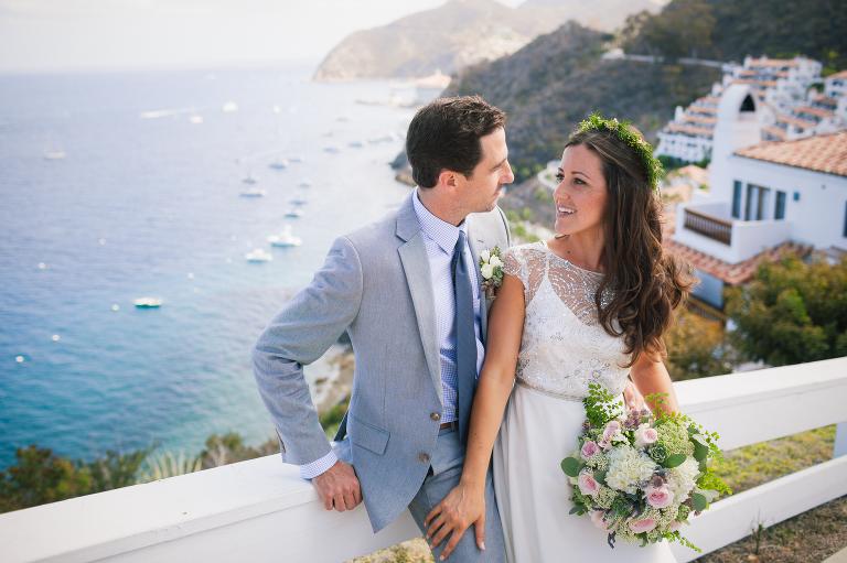 Melissa And Brian Catalina Island Wedding Still Music Santa Cruz Photography