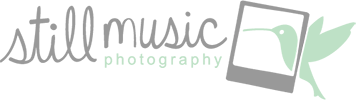 Still Music: Wedding Photography logo